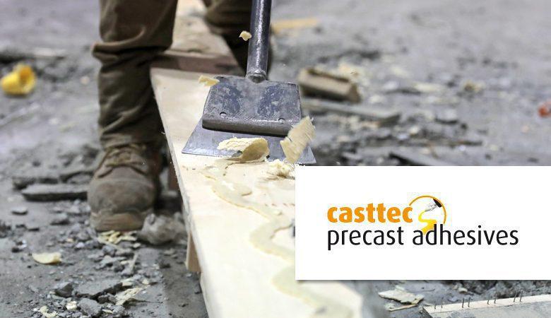 Casttec Precast Concrete Adhesive